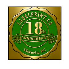 anniversary seal sample - STYLE 2