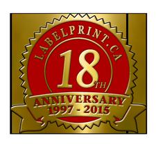 anniversary seal sample - STYLE 4