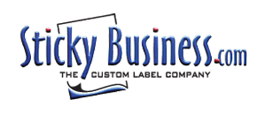 Label Printing in Canada - Sticky Business