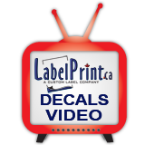 click here for custom decal printing video