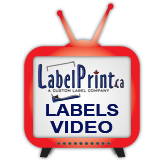 click here for custom label printing video